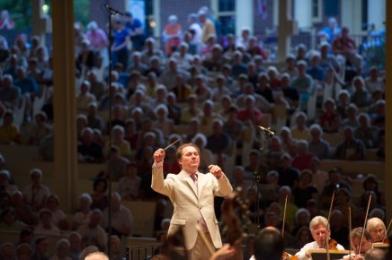 Minczuk, Nakamatsu join CSO for diverse Saturday